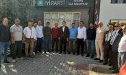 Göktepe'den İYİ Partiye Ziyaret