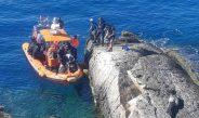Yunan Adalarına Kaçmak İsteyen Göçmenler Yakalandı